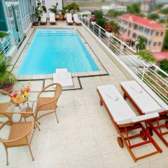 Отель Sunny Hotel Вьетнам, Нячанг - 9 отзывов об отеле, цены и фото номеров - забронировать отель Sunny Hotel онлайн с домашними животными