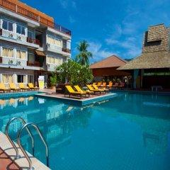 Отель Bans Diving Resort Таиланд, Остров Тау - отзывы, цены и фото номеров - забронировать отель Bans Diving Resort онлайн бассейн фото 3