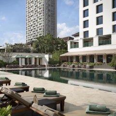 Отель The Sukhothai Bangkok Таиланд, Бангкок - 1 отзыв об отеле, цены и фото номеров - забронировать отель The Sukhothai Bangkok онлайн бассейн