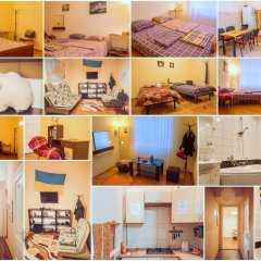 Mini-hotel Four Rooms Львов бассейн