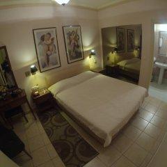 Exis Boutique Hotel комната для гостей