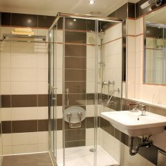 Lázenský hotel Sadový Pramen ванная фото 2