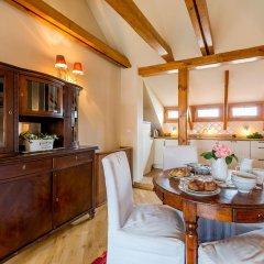 Апартаменты P&O Podwale Apartments питание фото 2
