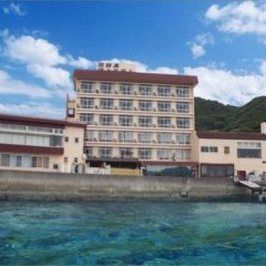 Awajishima Kaijo Hotel Минамиавадзи вид на фасад