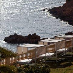 Port Adriano Marina Golf & Spa Hotel пляж фото 2