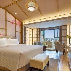 Отель Xiamen Jingmin North Bay Hotel Китай, Сямынь - отзывы, цены и фото номеров - забронировать отель Xiamen Jingmin North Bay Hotel онлайн комната для гостей фото 5