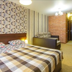 Мини-отель Ля Менска Минск комната для гостей фото 4