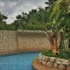 Отель Hosteria Mar y Sol Колумбия, Сан-Андрес - отзывы, цены и фото номеров - забронировать отель Hosteria Mar y Sol онлайн бассейн