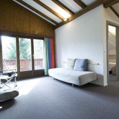 Отель Alpine Lodge Швейцария, Гштад - отзывы, цены и фото номеров - забронировать отель Alpine Lodge онлайн комната для гостей фото 4