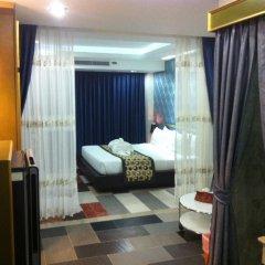 Отель Pratunam Casa Таиланд, Бангкок - отзывы, цены и фото номеров - забронировать отель Pratunam Casa онлайн комната для гостей фото 2