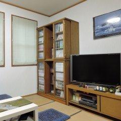 Beppu Yukemuri-no-oka Youth Hostel Беппу сейф в номере