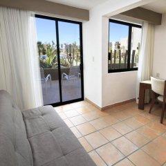 Отель Holiday Inn Resort Los Cabos Все включено Мексика, Сан-Хосе-дель-Кабо - отзывы, цены и фото номеров - забронировать отель Holiday Inn Resort Los Cabos Все включено онлайн комната для гостей фото 3