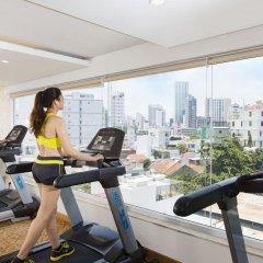 Апартаменты Dendro Gold Apartment Нячанг фитнесс-зал фото 4