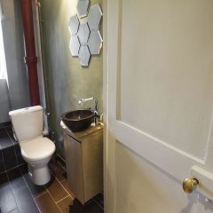 Отель Designer Stay - La Villette Франция, Париж - отзывы, цены и фото номеров - забронировать отель Designer Stay - La Villette онлайн ванная фото 2