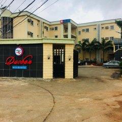 Duoban Hotel & Suite парковка
