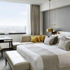 Отель Fairmont Rey Juan Carlos I комната для гостей