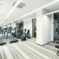 Отель ibis Ambassador Busan Haeundae фитнесс-зал фото 2