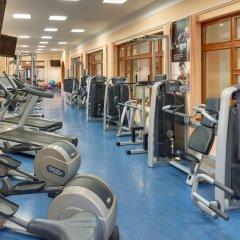 Отель Danubius Health Spa Resort Hvězda-Imperial-Neapol фитнесс-зал