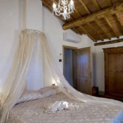 Отель Agriturismo Podere Luisa Италия, Монтеварчи - отзывы, цены и фото номеров - забронировать отель Agriturismo Podere Luisa онлайн комната для гостей фото 3