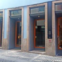 Descobertas Boutique Hotel Порту вид на фасад