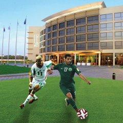 Отель Centro Sharjah ОАЭ, Шарджа - - забронировать отель Centro Sharjah, цены и фото номеров спортивное сооружение