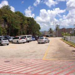 Oceanview Hotel & Residences парковка