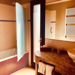 Отель B&B El Ranxo ванная фото 2