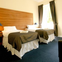 The Heritage Hotel Глазго комната для гостей