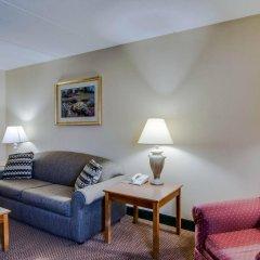 Quality Hotel And Conference Center Блюфилд комната для гостей фото 4