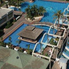Отель Apartamentos Benal Beach бассейн фото 2
