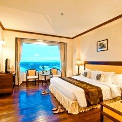 Champasak Grand Hotel комната для гостей фото 3