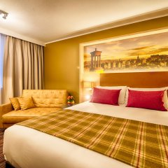 Leonardo Royal Hotel Edinburgh Haymarket 4* Номер Комфорт с различными типами кроватей