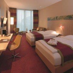 Movenpick Hotel Frankfurt City комната для гостей фото 5