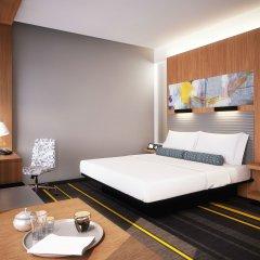Отель Aloft Me'aisam, Dubai комната для гостей фото 2