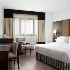 Отель NH Madrid Sur Испания, Мадрид - отзывы, цены и фото номеров - забронировать отель NH Madrid Sur онлайн комната для гостей фото 4
