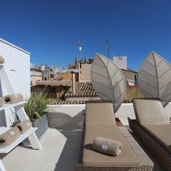 Отель BO Hotel Испания, Пальма-де-Майорка - отзывы, цены и фото номеров - забронировать отель BO Hotel онлайн балкон