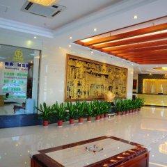 Tianjing Hotel интерьер отеля