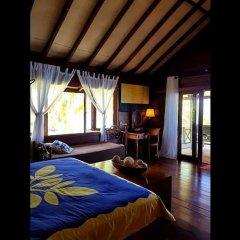 Отель Villa Ylang Ylang - Moorea балкон