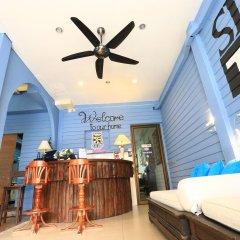 Sleep Tight Hostel Бангкок комната для гостей фото 2