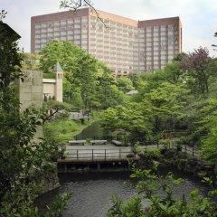 Отель Chinzanso Tokyo Япония, Токио - отзывы, цены и фото номеров - забронировать отель Chinzanso Tokyo онлайн приотельная территория фото 2