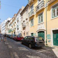 Апартаменты Apartment in Historic Center - Lisbon Core городской автобус