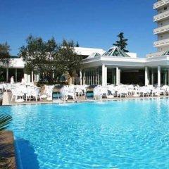 Отель Tritone Terme Италия, Абано-Терме - отзывы, цены и фото номеров - забронировать отель Tritone Terme онлайн бассейн фото 3