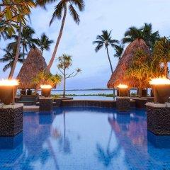 Отель The Westin Denarau Island Resort & Spa, Fiji Фиджи, Вити-Леву - отзывы, цены и фото номеров - забронировать отель The Westin Denarau Island Resort & Spa, Fiji онлайн бассейн фото 2
