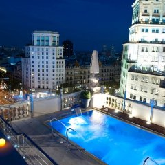 El Avenida Palace Hotel Барселона бассейн фото 2