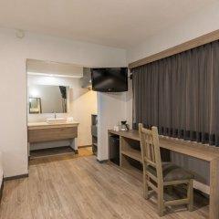 Hotel Malibu Гвадалахара удобства в номере