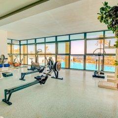 Отель SBH Club Paraíso Playa - All Inclusive фитнесс-зал