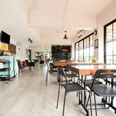 Отель Kailub Rooms Бангкок гостиничный бар