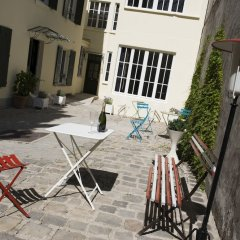 Отель Helzear Montparnasse Suites