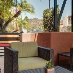 Отель Hilton Garden Inn Los Angeles/Hollywood Лос-Анджелес фото 8
