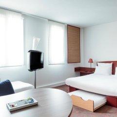 Отель Suite Novotel Nice Aeroport Ницца комната для гостей фото 2